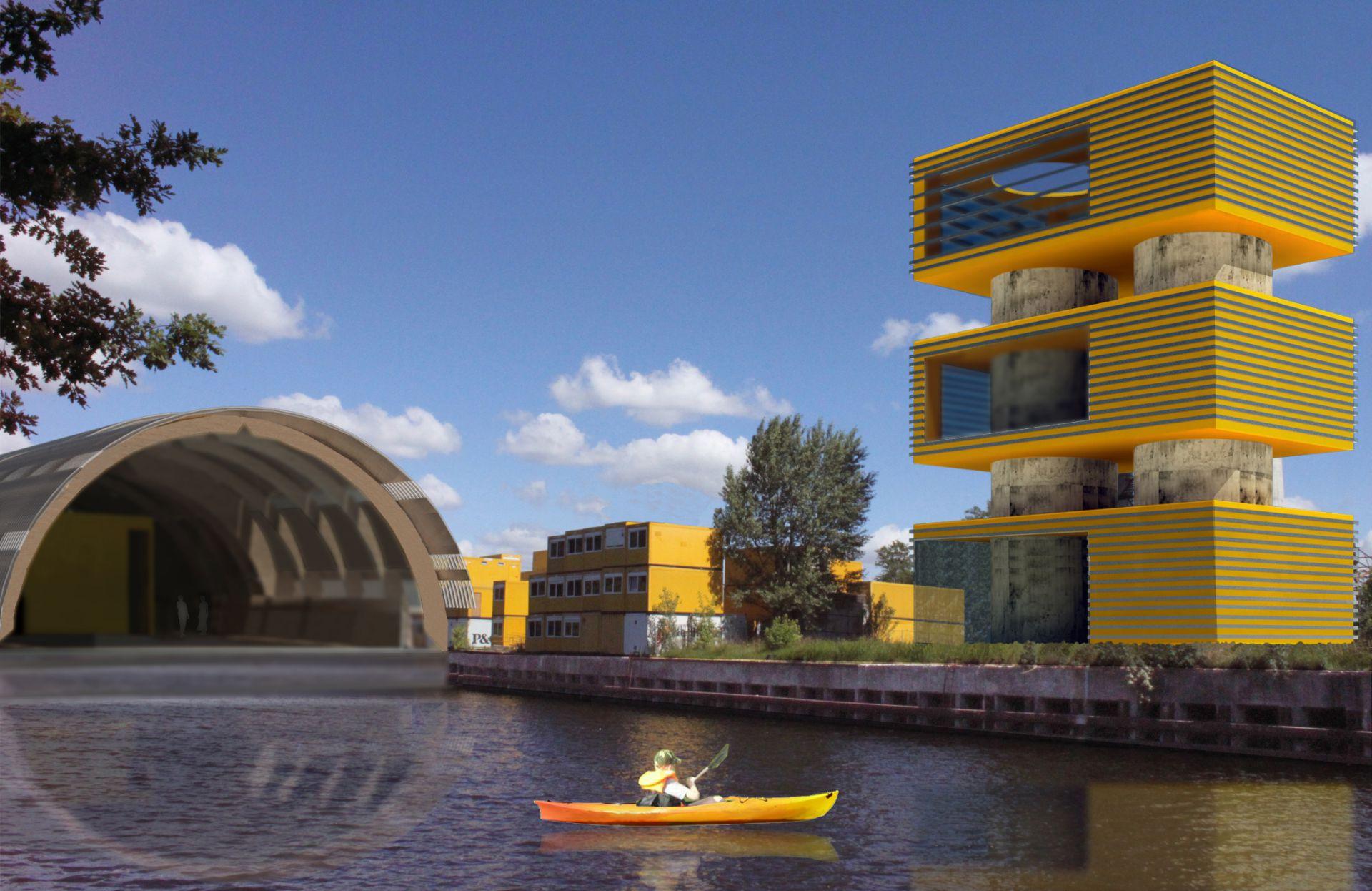 Centrum Sportów Wodnych – Warszawa
