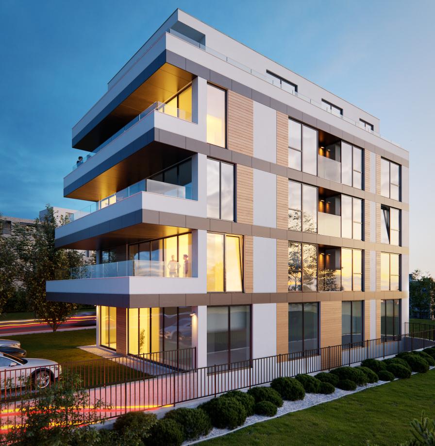 Budynek mieszkalny – Kielce